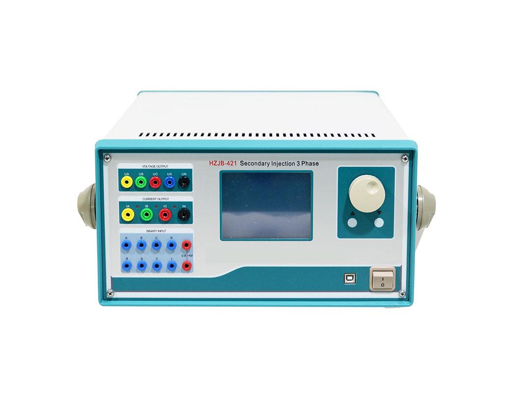 继电保护测试仪主要功能特点说明