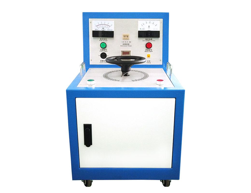 试验变压器控制台使用操作说明