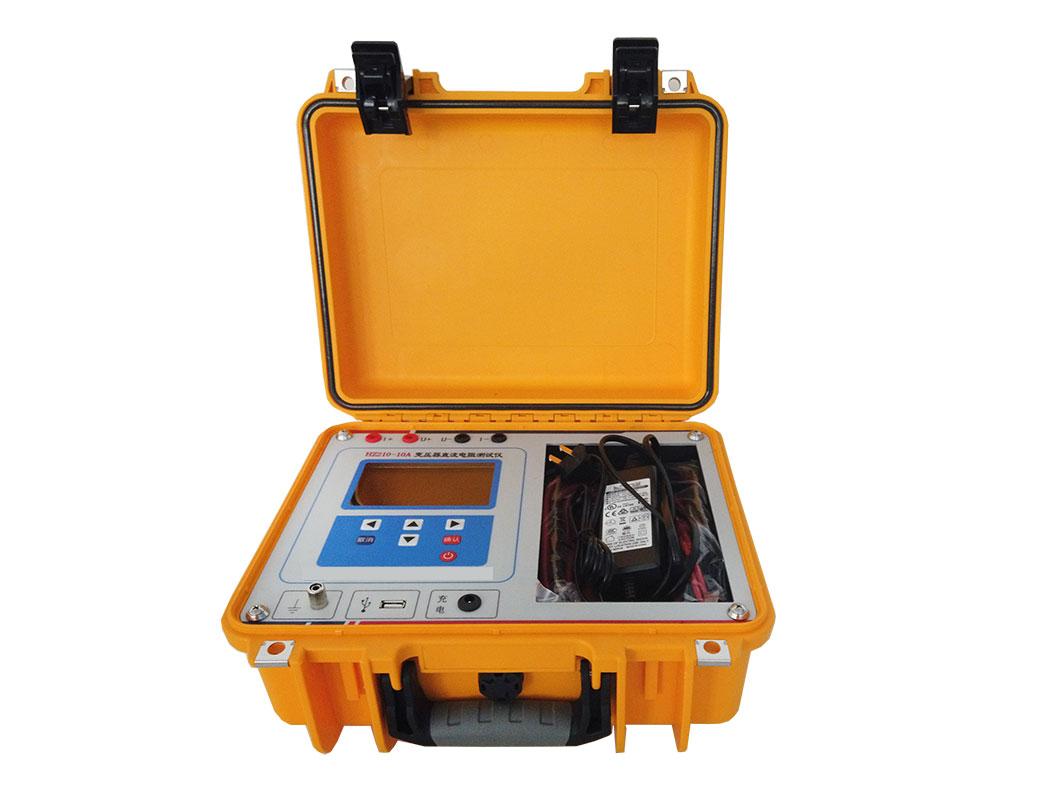 CY210-10A 变压器直流电阻测试仪-不带打印款